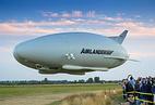 Airlander 10, 17 августа