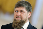 the Head of Chechnya Ramzan Kadyrov