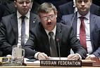 Исполняющий обязанности постпреда РФ при ООН Петр Ильичев
