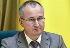 Председатель Службы безопасности Украины (СБУ) Василий Грицак