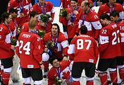 Олимпийская сборная Канады по хоккею