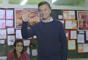 Оппозиционный кандидат в президенты Аргентины Маурисио Макри