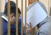 Варвара Караулова с адвокатами