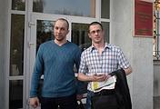 Вадим Ковтун и Алексей Никитин