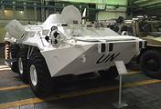 Бронетранспортер ООН БТР-80
