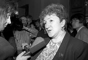 Галина Старовойтова, 1992 год