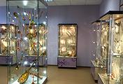 Экспозиция Музея ложки в Нытве