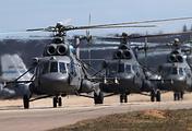 Вертолеты Ми-8МТВ-5