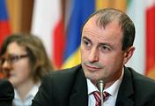 Министр сельского хозяйства Румынии Аким Иримеску