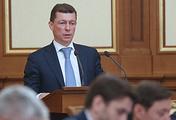 Министр труда и социальной защиты РФ Максим Топили