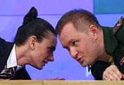 Елена Исинбаева и Михаил Барышев