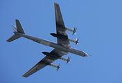Стратегический турбовинтовой бомбардировщик Ту-95МС