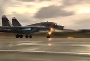 Многофункциональный бомбардировщик Су-34