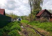 Поселок Редкино в Тверской области, где произошло массовое убийство