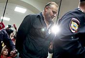 Олег Коршунов в Басманном суде