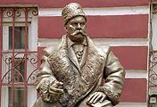 Памятник Владимиру Гиляровскому