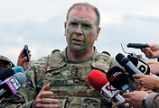 Командующий сухопутными войсками Вооруженных сил США в Европе Бен Ходжес