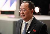 Министр иностранных дел КНДР Ли Ён Хо