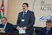 Президент Академии наук Абхазии, доктор филологических наук Зураб Джапуа