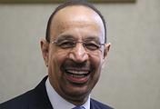 Министр энергетики Саудовской Аравии Халед бен Абдель Азиз аль-Фалех