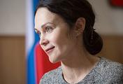 Заместитель министра по делам Северного Кавказа Ольга Рухуллаева