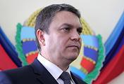 Исполняющий обязанности главы ЛНР Леонид Пасечник