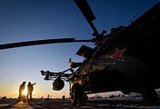Многоцелевой вертолет Ми-8АМТШ-В