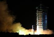 """Запуск ракеты-носителя """"Чанчжэн-2D"""""""