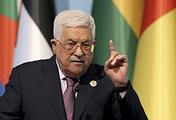 Президент Государства Палестина Махмуд Аббас