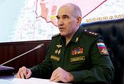 Начальник главного оперативного управления Генштаба ВС РФ генерал-полковник Сергей Рудской