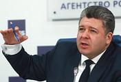 Член Общественной палаты РФ Максим Григорьев