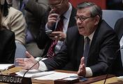 Министр иностранных дел Уругвая Родольфо Нин Новоа