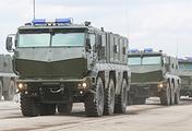 """Бронеавтомобили повышенной защищенности """"Тайфун-К"""""""