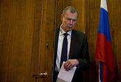 Постпред РФ при Организации по запрещению химического оружия Александр Шульгин