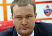 Президент баскетбольного клуба ЦСКА Андрей Ватутин