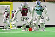 Чемпионат RoboCup в Нидерландах