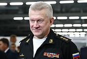 Командующий Северным флотом Николай Евменов