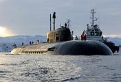 """Подводный атомный ракетоносец """"Орел"""""""