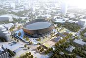 Один из проектов ледовой арены