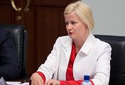 Руководитель Агентства международного сотрудничества Челябинской области Ольга Алейникова