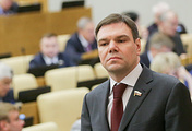 Председатель комитета Госдумы РФ по информационной политике, информационным технологиям и связи Леонид Левин