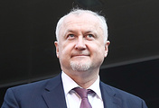 Глава РУСАДА Юрий Ганус