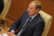 Вице-президент Союза биатлонистов России Сергей Чепиков