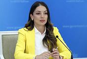 Глава Ростуризма Зарина Догузова