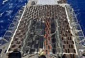 Оружие на ракетном крейсере ВМС США USS Monterey