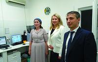 Елена Стефанюк, директор Национального фонда развития здравоохранения