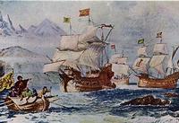 Экспедиция Фернана Магеллана в Тихом океане