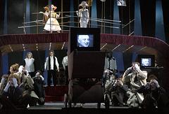 """Предпремьерный показ оперы """"Дети Розенталя"""", 2005 год"""