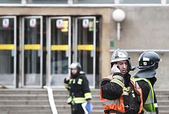 """Станция метро """"Сенная площадь"""", где на перегоне к станции """"Технологический институт"""" в вагоне поезда произошел взрыв, 3 апреля 2017 года"""