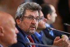 Ректор Российской государственной академией интеллектуальной собственности Иван Близнец